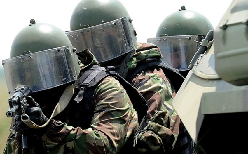 Ermənistanda KTMT-nin xüsusi təyinatlı qüvvələrinin təlimi başlayıb
