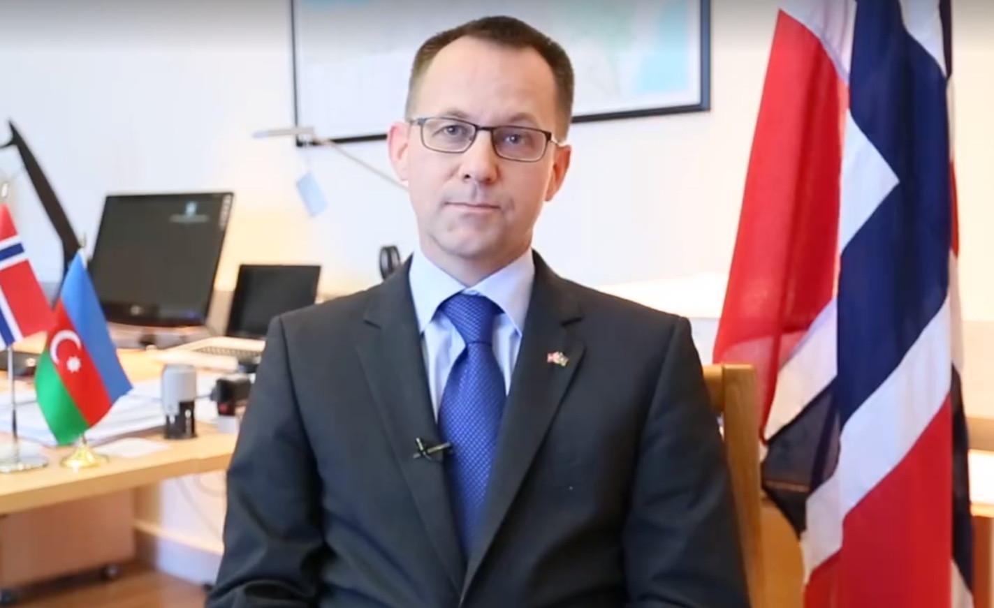 Посол Норвегии: Беседы с теми, кого затронул нагорно-карабахский конфликт, потрясли меня - ИНТЕРВЬЮ