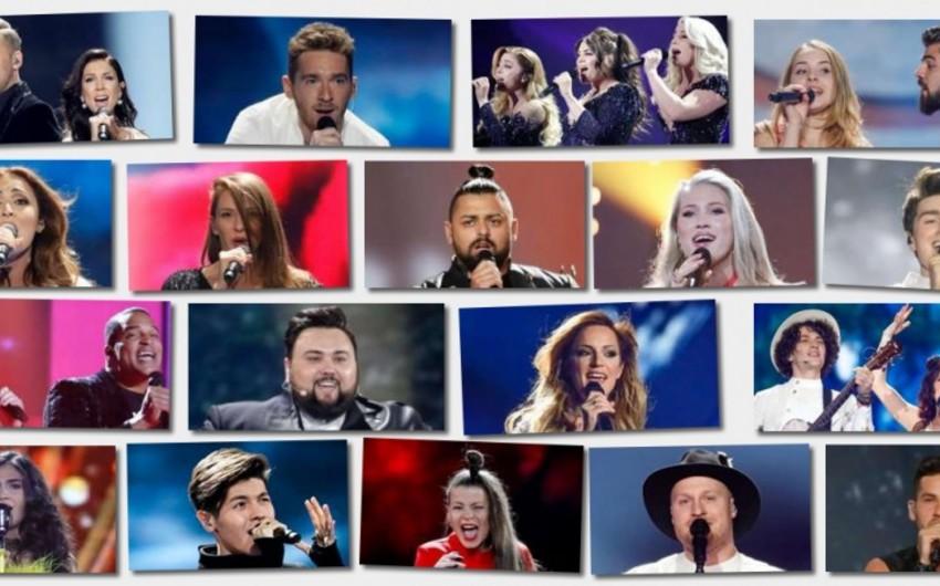 Eurovision 2017nin ikinci yarımfinalı keçiriləcək