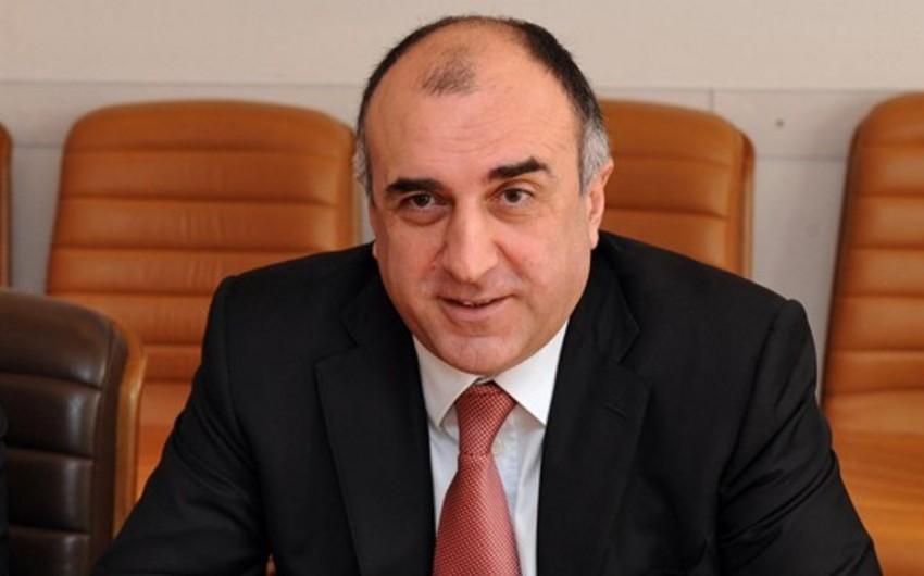 Elmar Məmmədyarov: Ötən 25 ildə Azərbaycan və Türkiyə uğurlu yol qət edib