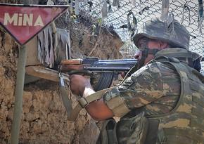 Армения в очередной раз грубо нарушила режим прекращения огня