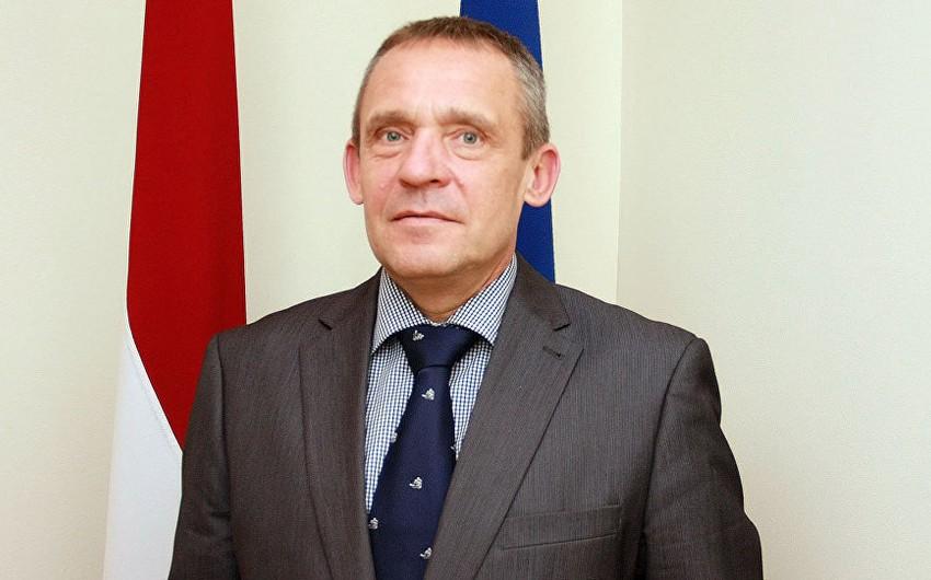 Latviya Azərbaycandakı səfirini dəyişəcək