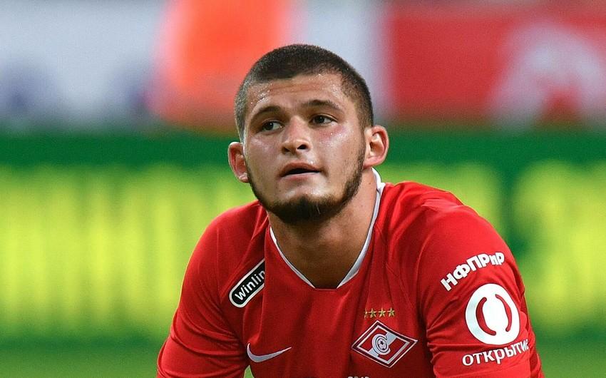 Azərbaycanlı futbolçu ciddi xəstəliyə görə oynaya bilməyib
