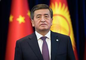 У ЕС вызвали вопросы передача спикером полномочия президента Кыргызстана