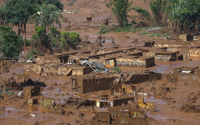 В результате прорыва дамбы в Бразилии погибли 50 человек - ОБНОВЛЕНО - ФОТО - ВИДЕО