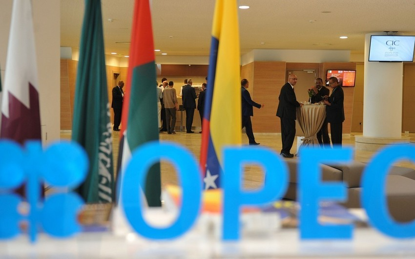 OPEC oktyabrda gündəlik neft hasilatını 127 min barel artırıb