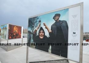 Reza Deqatinin 100 fotosu Bakıda sərgilənib