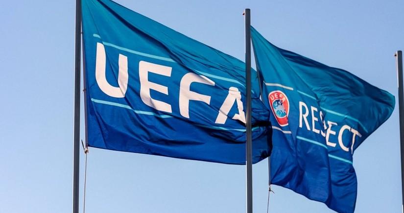 UEFA Ukrayna millisinə texniki məğlubiyyət verilməsinin səbəbini açıqladı