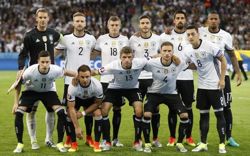 Almaniya millisinin futbolçularından qəfil dopinq-test götürülüb