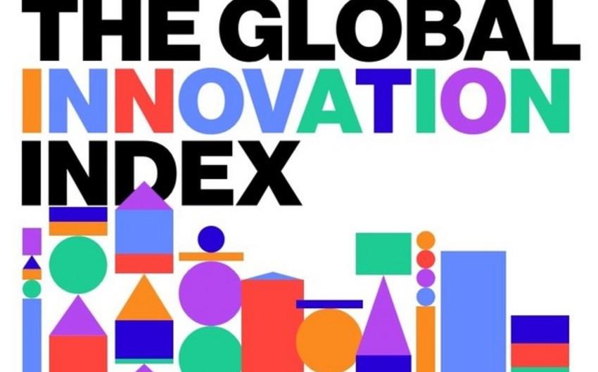 Azərbaycan Global Innovation Index reytinqində 3 pillə irəliləyib
