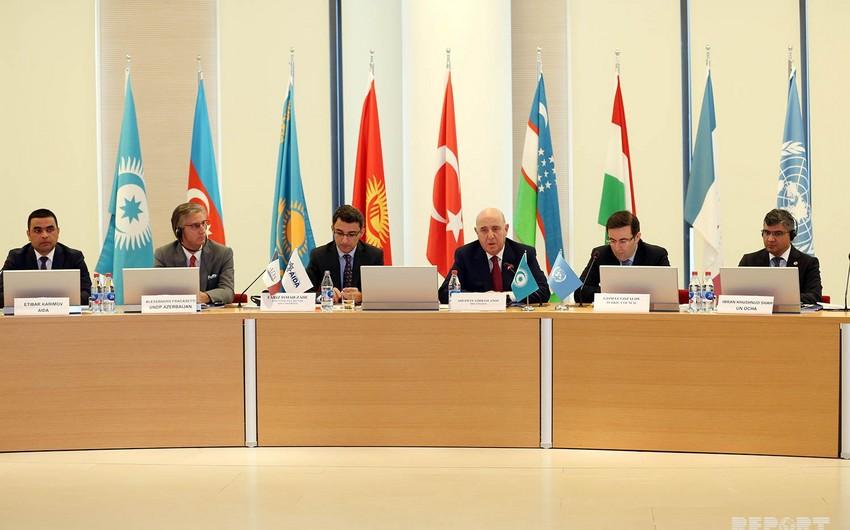 Baku hosts conference on development agencies of Turkic-Speaking States - PHOTO
