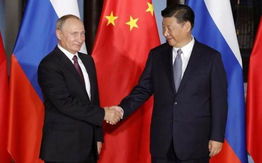 """Vladimir Putin """"Bir kəmər, bir yol"""" forumunun budəfəki baş qonağı olacaq"""