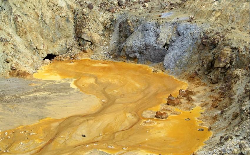 Oxçuçaya axıdılan ağır metallar və kimyəvi maddələr yeraltı sulara da keçib - RƏY