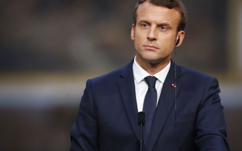 100 days pass since Emmanuel Macron became France's President