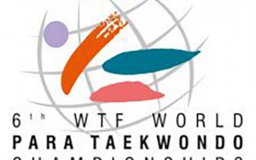 Azərbaycan para-taekvondo millisi dünya çempionatında 8 medal qazanıb