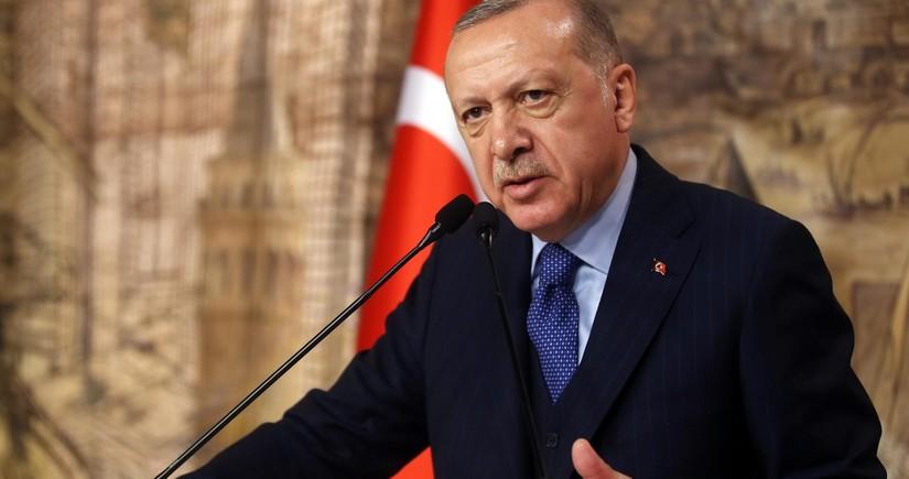 Türkiyə prezidenti Aİ ölkələrinin liderlərinə məktub göndərib