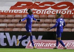 Челси вышел в четвертьфинал Кубка Англии