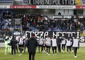 AFFA rəsmisi: Azarkeşlərin tezliklə stadiona qayıtmasını istəyirik