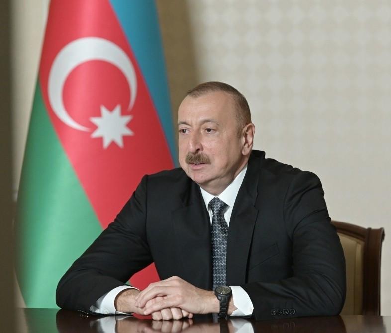 Ильхам Алиев: Мы окажем поддержку 15 странам