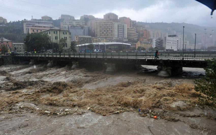 На Сицилии из-за наводнения погибли 10 человек