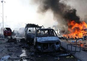 Somalidə partlayış olub, 5 nəfər ölüb