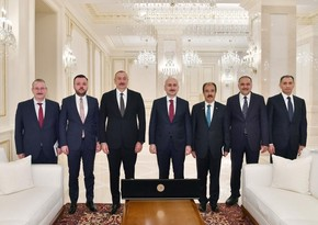 Turkish minister: We completed our projects between Nakhchivan and Kars