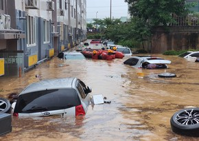 S. Korea: Deadly downpours kill at least 12 People