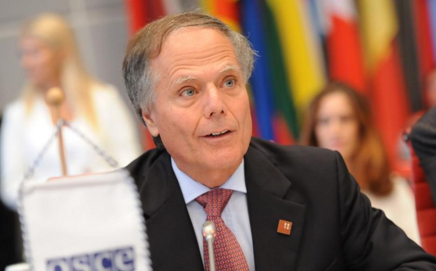Chairman-in-Office: It is important to find solution to protracted conflicts in OSCE area