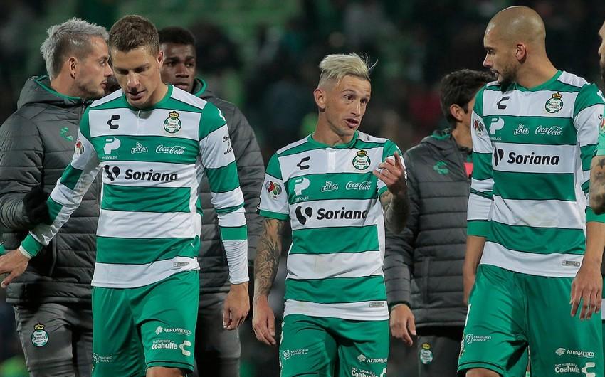 Meksika klubunun 8 futbolçusu koronavirusa yoluxdu
