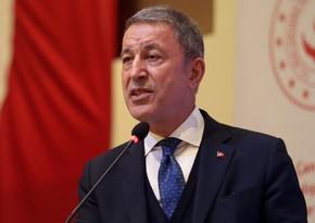 Хулуси Акар: Армии Турции и Азербайджана в состоянии выполнить все задачи