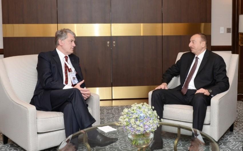 Бывшие президенты Украины поддержали главу Азербайджанского государства