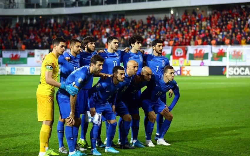 Azərbaycan millisi UEFA Millətlər Liqasında mübarizəyə başlayır