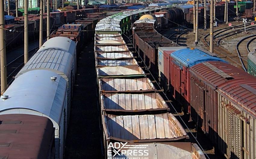"""ADY Express Qazaxıstan elektroliz zavodu""""na məxsus alüminium yükünü nəql etməyə başlayıb"""