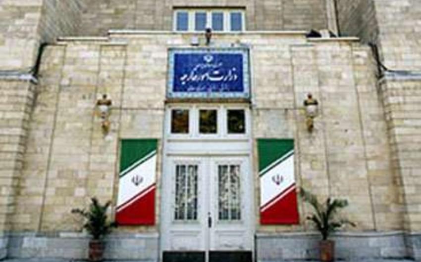 İran XİN: Raket sınaqları altılıqla nüvə anlaşmasına zidd deyil