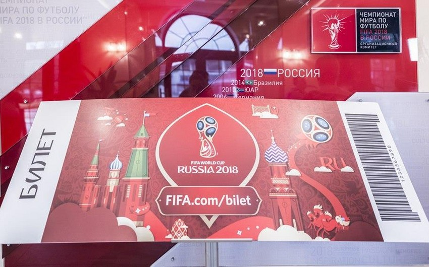 Number of tickets sold to Azerbaijani citizens for 2018 World Cup unveiled