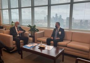 Глава МИД проинформировал представителя ООН об использовании Арменией иностранных наемников