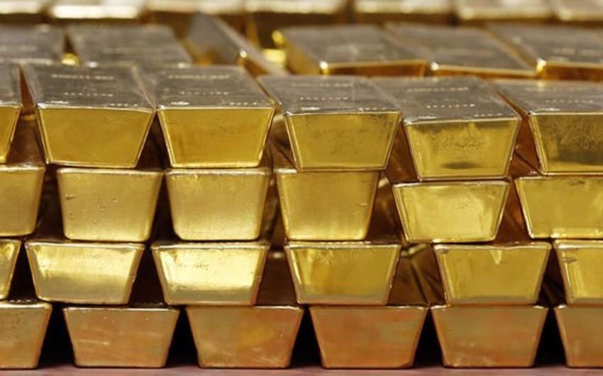 Qlobal fondların aldığı qızılın həcmi 3 min tona yaxınlaşır