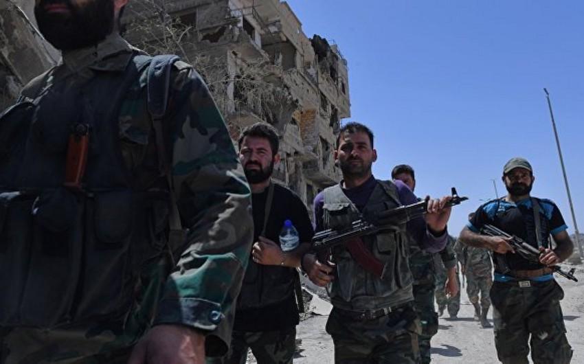 Suriya ordusu İŞİD-in 75 terrorçusunu zərərsizləşdirib