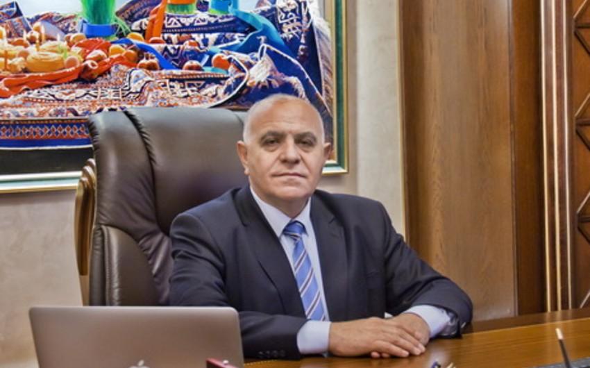 """Vidadi Muradov """"Şöhrət"""" ordeni ilə təltif edilib"""