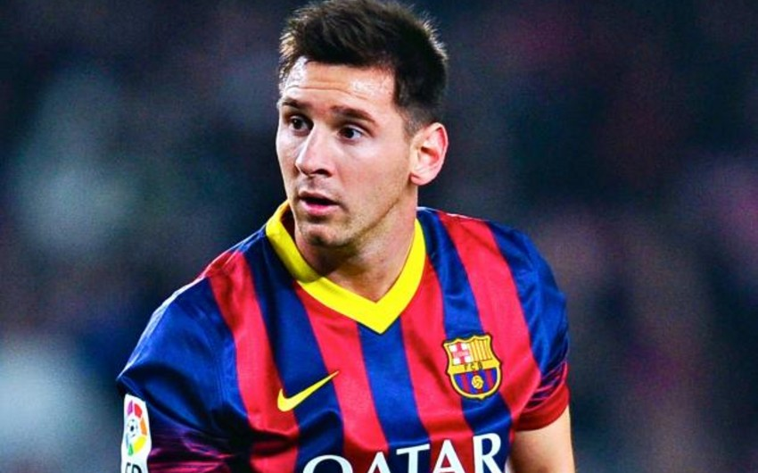 Lionel Messi yeni rekorda imza atıb