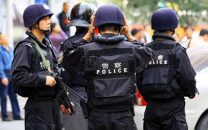 Çində ilk dəfə antiterror haqqında qanun qəbul olunub