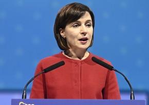 Moldova prezidenti parlamentin buraxıldığını elan edib