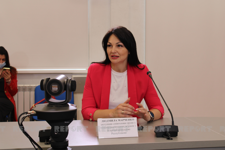 Lyudmila Marçenko