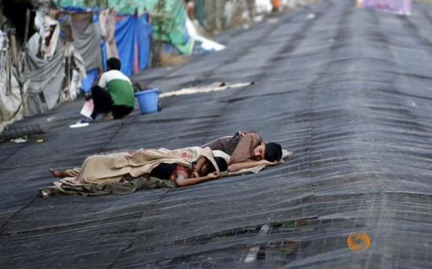Hindistanda istidən ölənlərin sayı 1,7 min nəfəri ötüb