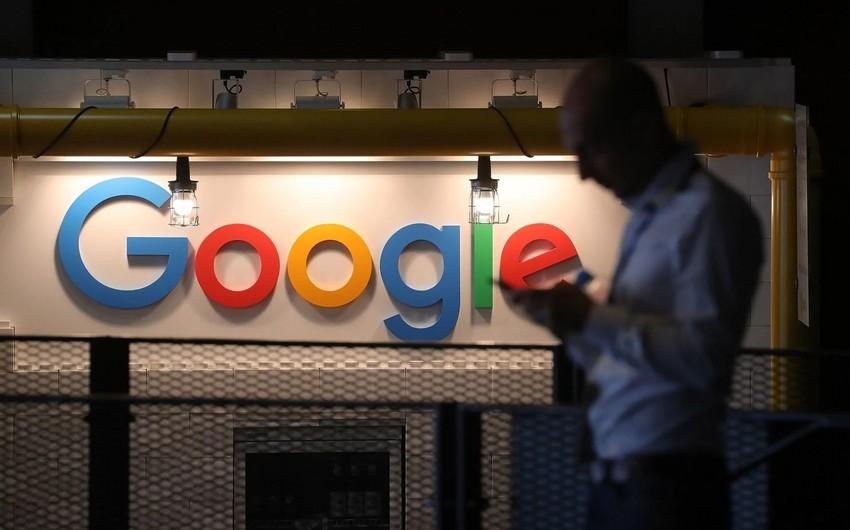 """""""Google"""" işçilərinə evdən işləməyə icazə verdi"""