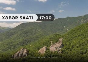 """""""Xəbər Saatı"""": Qarabağda qanunsuz məskunlaşdırmaya etiraz!"""