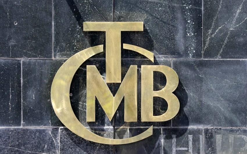 Türkiyə Mərkəzi Bankı uçot dərəcəsini 10%-dən aşağı salıb