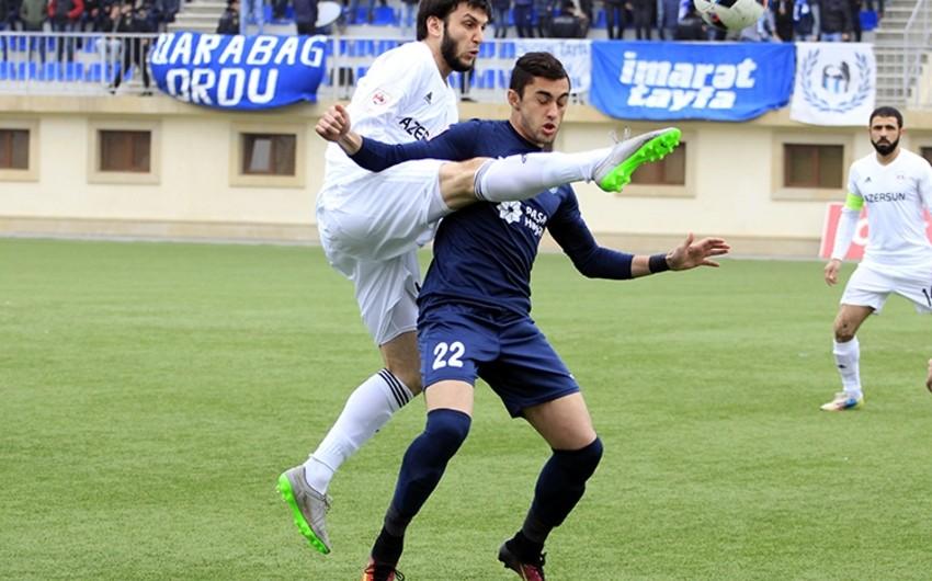 Bu gün futbol üzrə Azərbaycan Premyer Liqasında XXVII tura start veriləcək
