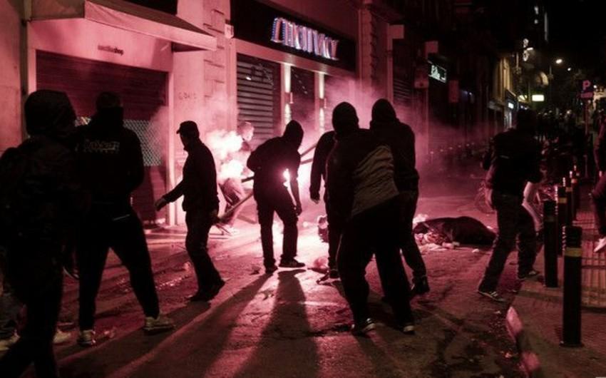 В Афинах полиция арестовала 296 участников беспорядков