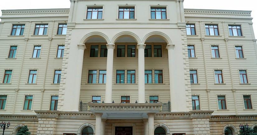 МО: Информация об обстреле Баку не соответствует действительности